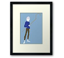 Jack Frost - Rise of the Guardians Framed Print