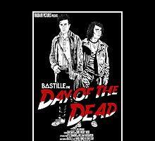 "Bastille in ""Day of the Dead"" BLACK by nabila  rouabah"