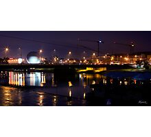 Krakow River Photographic Print