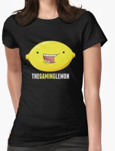The gaming lemon Womens Fitted T-Shirt
