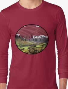 And Was Jerusalem - Barmy Army Long Sleeve T-Shirt