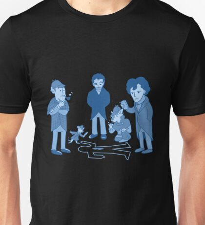 The Sleuths of Baker Street Unisex T-Shirt