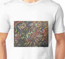 Energies balanced in love Unisex T-Shirt