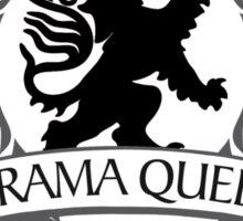 Drama Queen Academy Sticker
