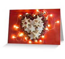 Christmas Cookies 2 Greeting Card