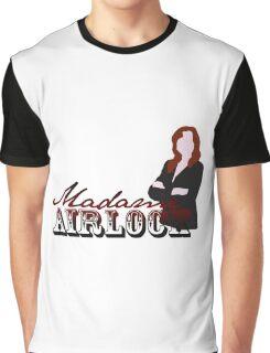 airlock lady Graphic T-Shirt