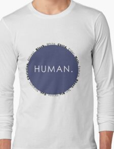 Human Long Sleeve T-Shirt