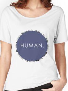Human Women's Relaxed Fit T-Shirt