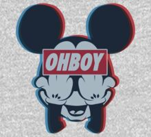 Stereoscopic Ohboy by McDraw