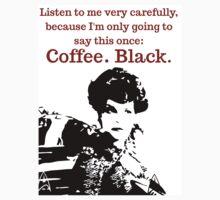 Star Trek Voyager Coffee quote by hazelbasil