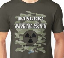 Weapons Grade Wonderflonium Unisex T-Shirt
