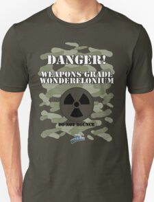 Weapons Grade Wonderflonium T-Shirt