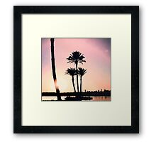 Just another magic Monday  Framed Print