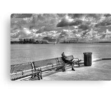 Shore Leave Canvas Print