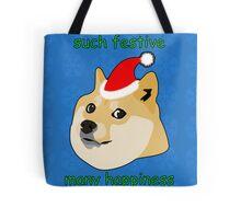 So Christmas - Doge Tote Bag