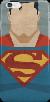 Superman by danielgreyyy