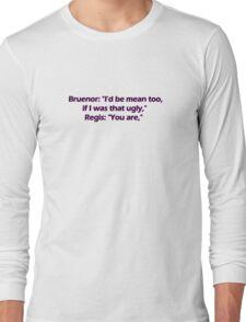 Bruenor Long Sleeve T-Shirt