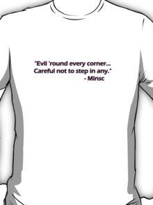Minsc - Evil T-Shirt