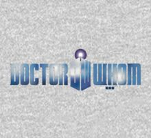 Dr. Whom Kids Clothes