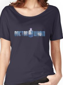 Dr. Whom Women's Relaxed Fit T-Shirt