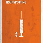 Trainspotting Film Poster by quimmirabet