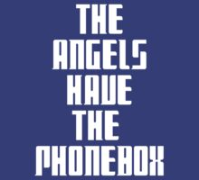 The angels Have the Phonebox by Kryshalis