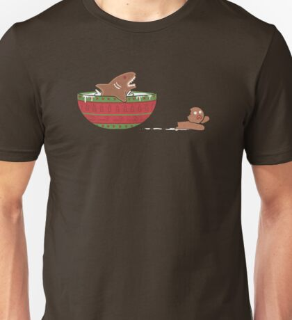 Gingerbread Jaws Unisex T-Shirt