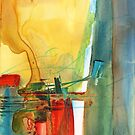 Untitled - 30x2 by Yevgenia Watts
