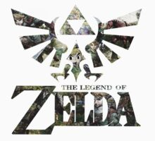 The Legend's of Zelda: A Trip Through Time (Grainy) by joshey8555