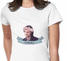 Sammy Winchester Womens Fitted T-Shirt