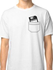 Floppy disk Classic T-Shirt