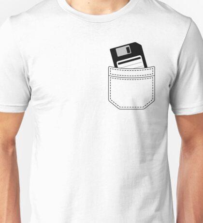 Floppy disk Unisex T-Shirt