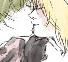 older kiss Sticker