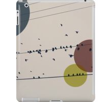 Chaos On The Wire iPad Case/Skin