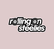 Rolling on Steelies by vincepro76