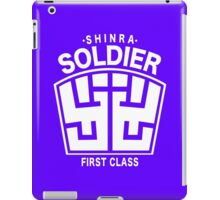 Final Fantasy VII - SOLDIER First Class Logo iPad Case/Skin