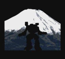 Robotech Excalibur Destroid by bellingk