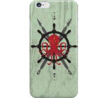 Nautical Octocase iPhone Case/Skin