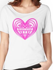 Cupid's Arrow Women's Relaxed Fit T-Shirt