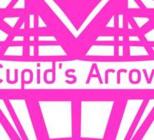 Cupid's Arrow Sticker