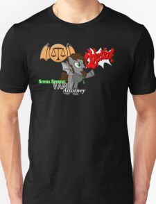 Sonia Speedz Vamp Attorney T-Shirt