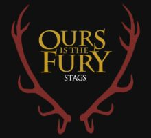 Ours is the Fury Stags by shelbster12