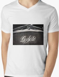 DeSoto Mens V-Neck T-Shirt