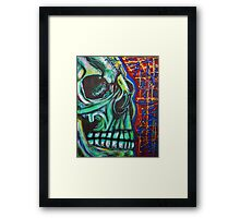 Being Human Framed Print