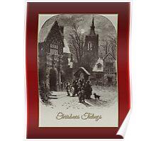 Christmas Tidings Poster