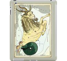 CAPRICORN STAR CLUSTER....an ancient Star Map! iPad Case/Skin