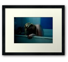 U is for Uvid Framed Print