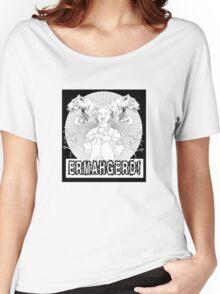 ERMAHGERD: TEHR SHERT! Women's Relaxed Fit T-Shirt