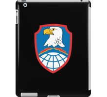 Space and Missile Defense Command - US Army iPad Case/Skin
