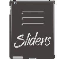 Sliders iPad Case/Skin